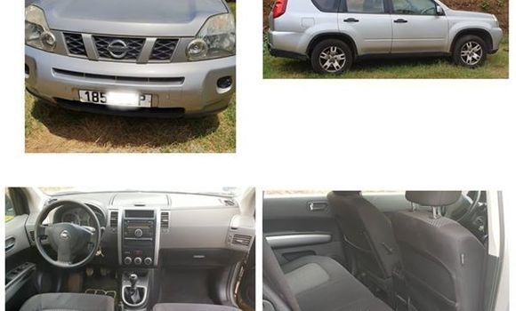 Acheter Occasion Voiture Nissan X-Trail Gris à Mahina, Tahiti