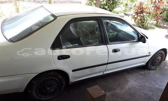 Acheter Occasion Voiture Honda Civic Blanc à Papeete, Tahiti