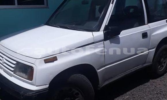 Acheter Occasion Voiture Suzuki Grand Vitara Blanc à Papara, Tahiti