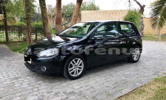 Acheter Occasion Voiture Volkswagen Golf Noir à Amaru, Tubuai