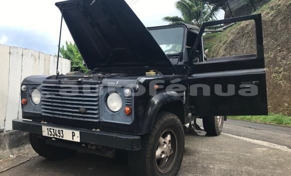 Acheter Occasion Voiture Land Rover Defender Noir à Arue , Tahiti