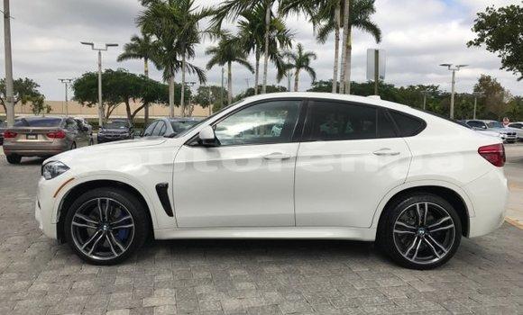 Acheter Occasion Voiture BMW X6 M Blanc à Anapoto, Tubuai