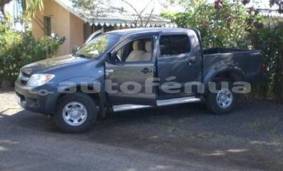 Acheter Occasion Voiture Toyota Hilux Bleu à Papeete, Tahiti