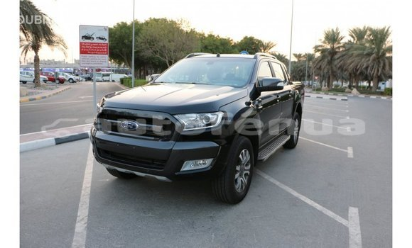 Acheter Importé Voiture Ford Ranger Noir à Import - Dubai, Marquesas