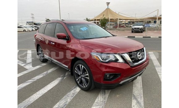 Medium with watermark nissan pathfinder marquesas import dubai 2298