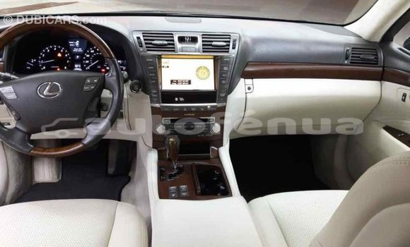 Acheter Importé Voiture Lexus LS Autre à Import - Dubai, Marquesas