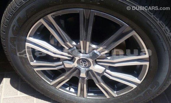Acheter Importé Voiture Toyota Land Cruiser Blanc à Import - Dubai, Marquesas