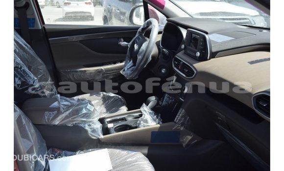 Acheter Importé Voiture Hyundai Santa Fe Rouge à Import - Dubai, Marquesas