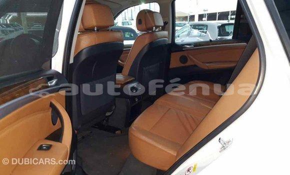Acheter Importé Voiture BMW X5 Blanc à Import - Dubai, Marquesas