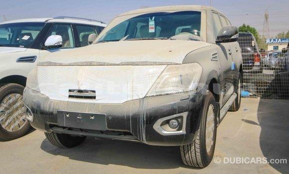 Acheter Importé Voiture Nissan Patrol Noir à Import - Dubai, Marquesas
