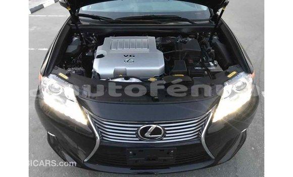 Acheter Importé Voiture Lexus ES Noir à Import - Dubai, Marquesas