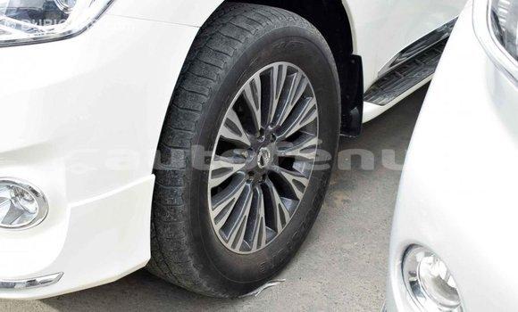 Acheter Importé Voiture Nissan Patrol Blanc à Import - Dubai, Marquesas