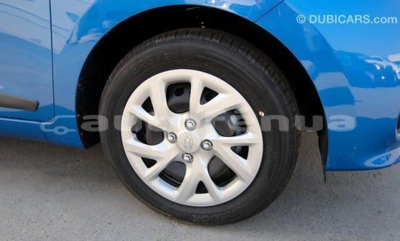 Acheter Importé Voiture Hyundai i10 Bleu à Import - Dubai, Marquesas