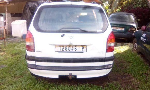 Acheter Occasions Voiture Opel Zafira Autre à Rapa au Tubuai