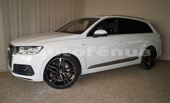 Acheter Occasion Voiture Audi Q7 Autre à Manihi, Tuamotu