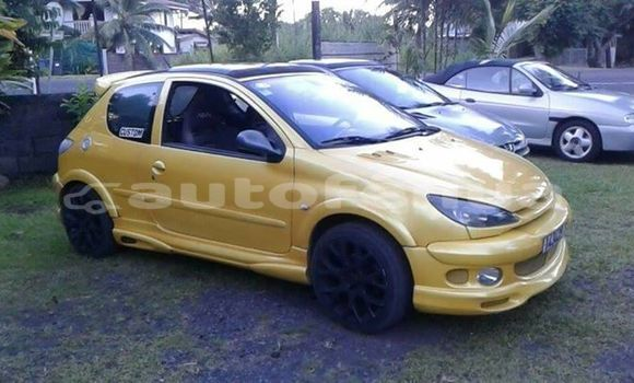 Acheter Occasions Voiture Peugeot 206 Autre à Mahu au Tubuai