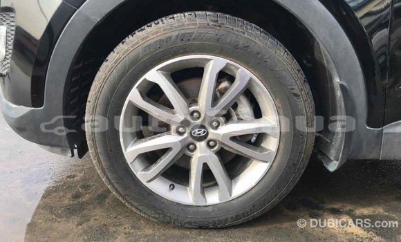 Acheter Importé Voiture Hyundai Santa Fe Noir à Import - Dubai, Marquesas