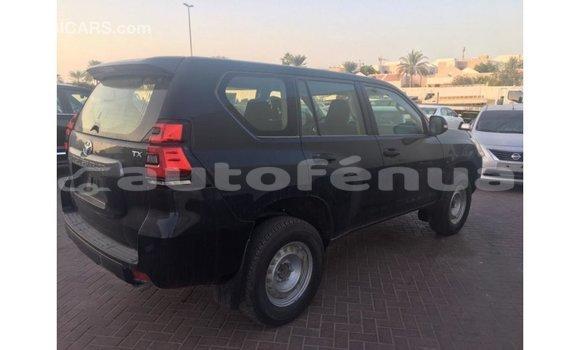 Acheter Importé Voiture Toyota Prado Noir à Import - Dubai, Marquesas