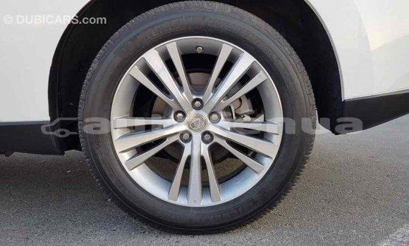 Acheter Importé Voiture Lexus RX 350 Blanc à Import - Dubai, Marquesas