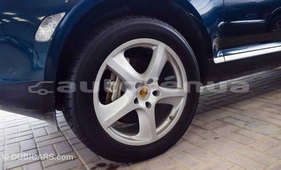 Acheter Importé Voiture Porsche Cayenne Vert à Import - Dubai, Marquesas