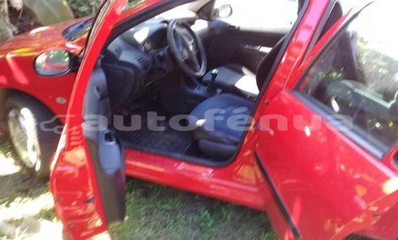Acheter Occasion Voiture Peugeot 206 Rouge à Paea, Tahiti