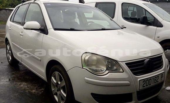 Acheter Occasion Voiture Volkswagen Polo Blanc à Papeete, Tahiti