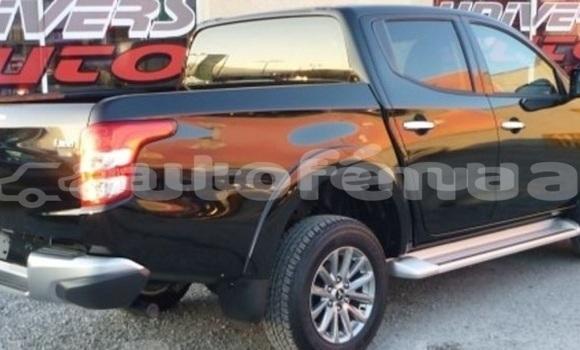 Acheter Occasion Voiture Mitsubishi L200 Noir à Fakarava, Tuamotu