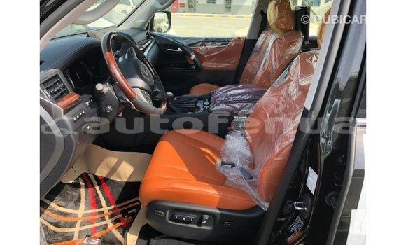 Acheter Importé Voiture Lexus LX Blanc à Import - Dubai, Marquesas