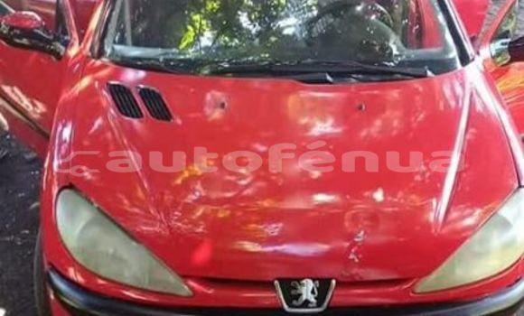 Acheter Occasions Voiture Peugeot 206 Rouge à Faaa, Tahiti