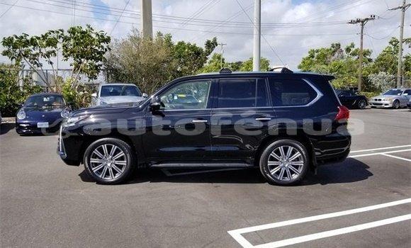 Acheter Occasion Voiture Lexus LX 570 Noir à Ahe, Tuamotu