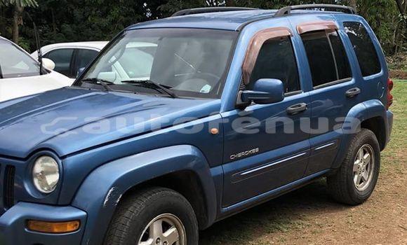 Acheter Occasion Voiture Jeep Grand Cherokee Bleu à Mahina, Tahiti