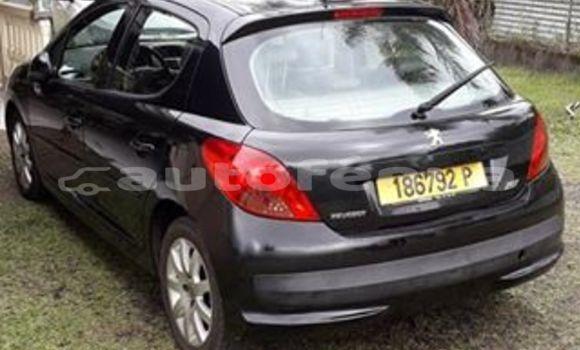 Acheter Occasion Voiture Peugeot 207 Noir à Mahina, Tahiti